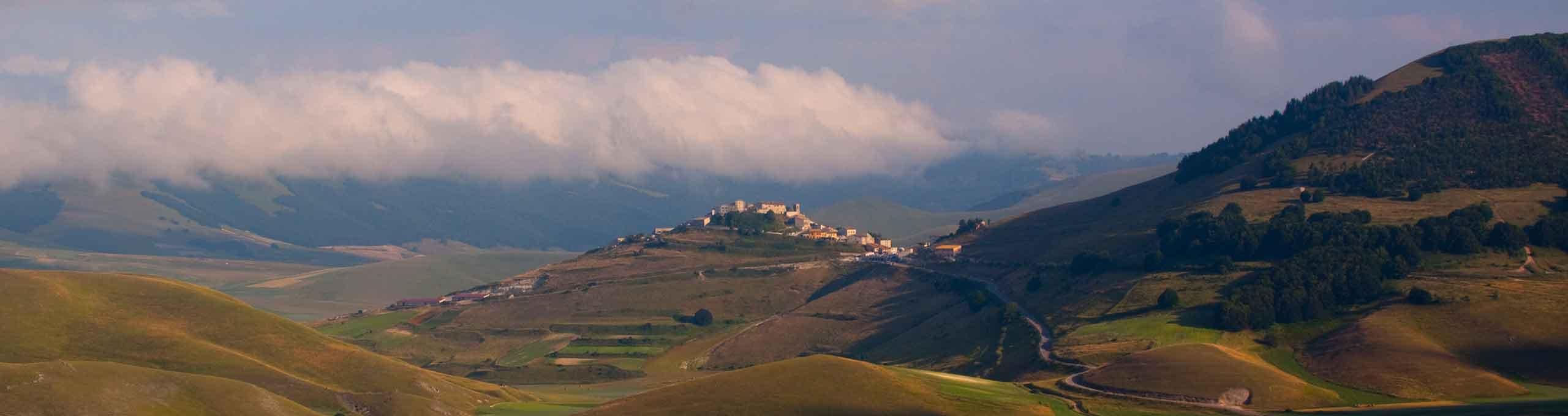 Castelsantangelo sul Nera, Parco Nazionale dei Monti Sibillini