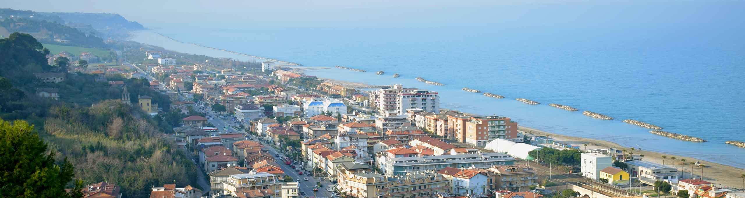 Cupra Marittima, litorale di Ascoli Piceno