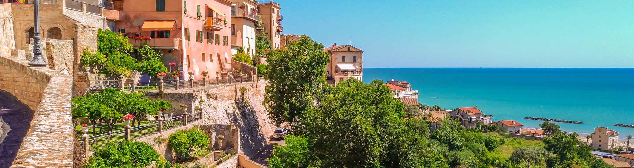 Grottammare, Riviera delle Palme