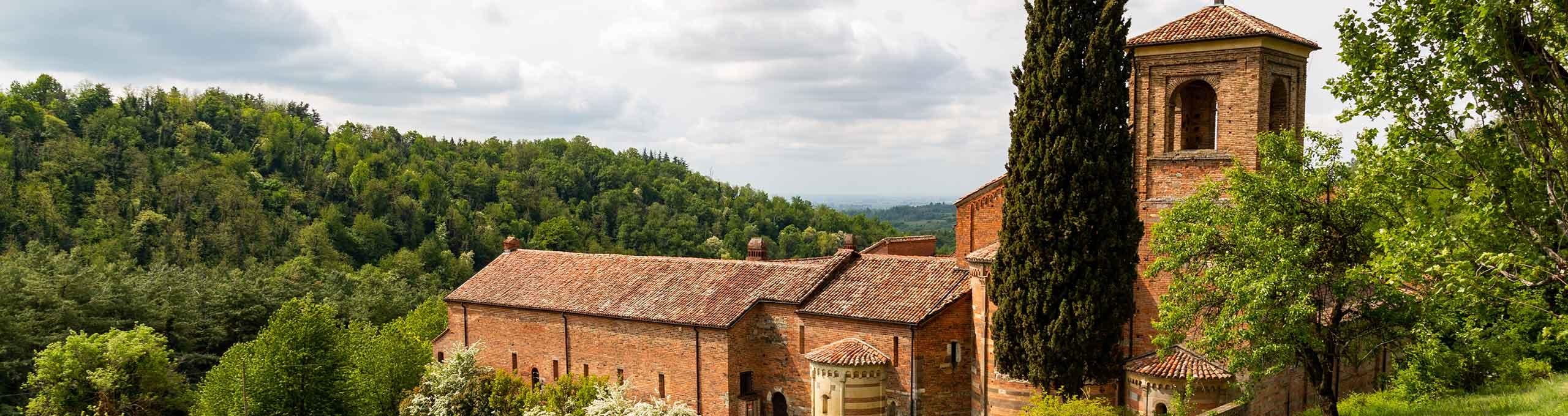 Albugnano, Monferrato Astigiano, Abbazia di Vezzolano