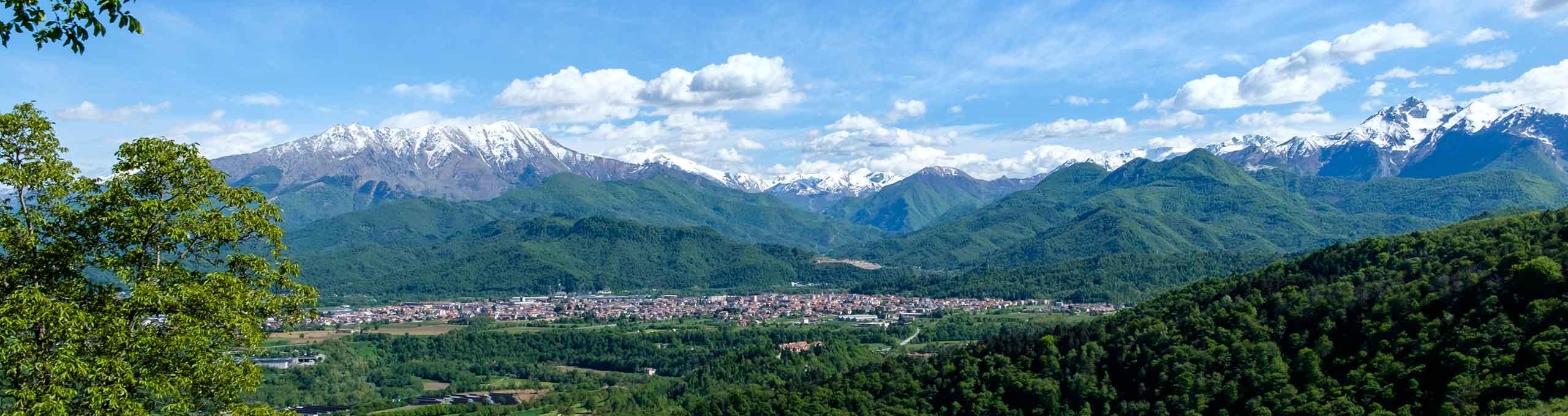 Cervasca, Valle Stura