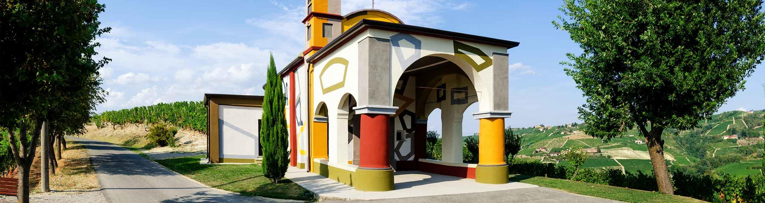 Coazzolo, colline tra Langa e Monferrato, Chiesa Maria del Carmine