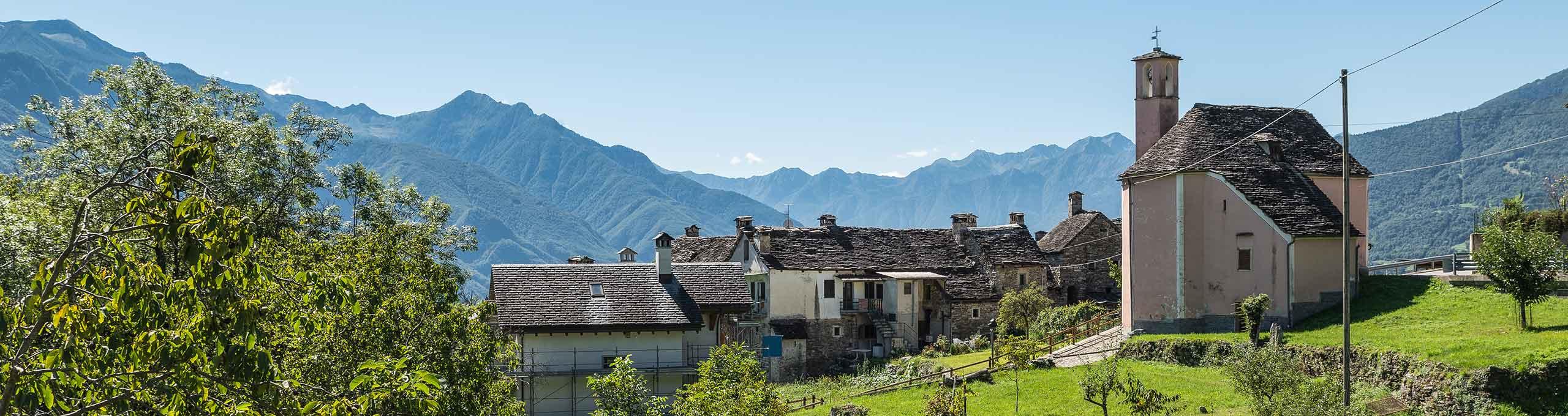 Crevoladossola, Val D'Ossola