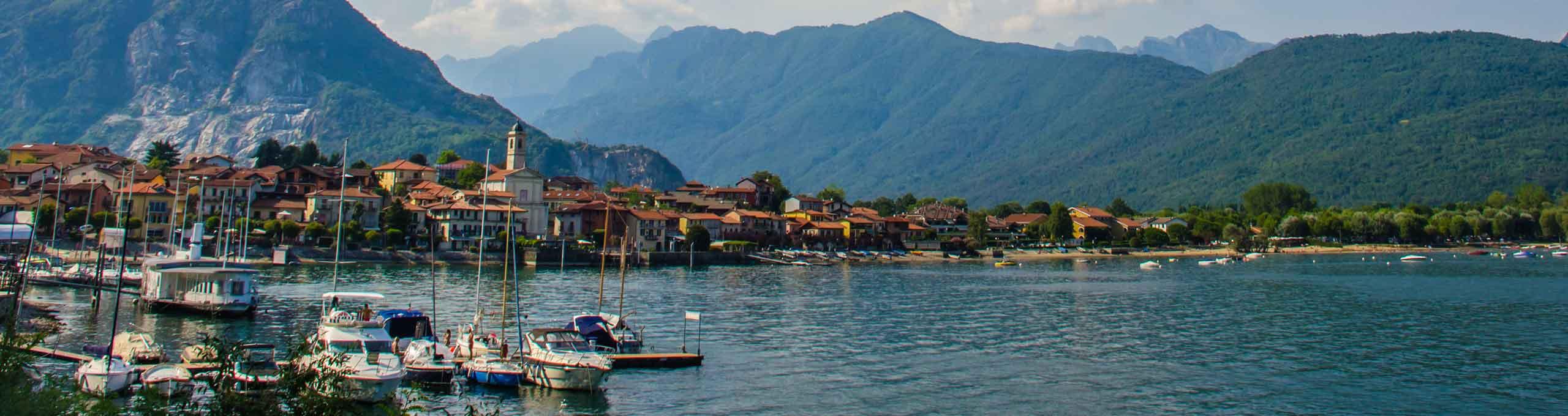 Gravellona Toce, Lago Maggiore