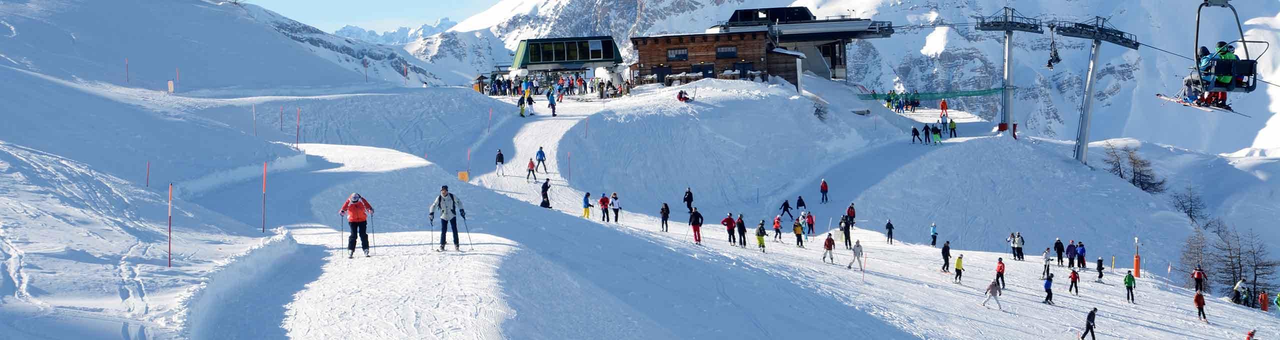 Oulx, Alta Val di Susa e Chisone