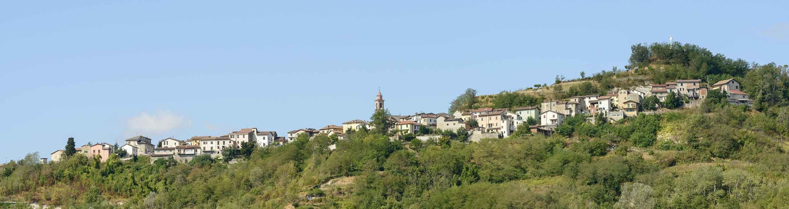 Parodi Ligure, alta Val Lemme e alto Ovadese, Piemonte