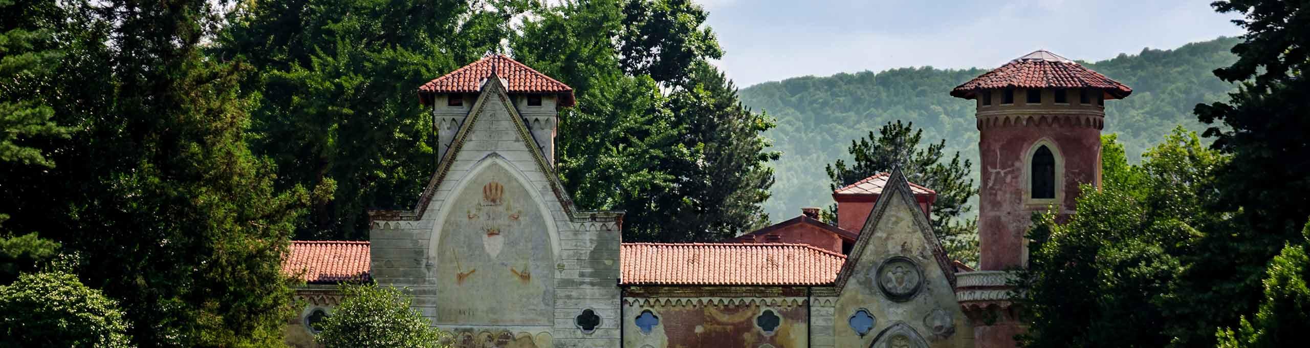 Pinerolo e Valli Valdesi, Castello di Miradolo