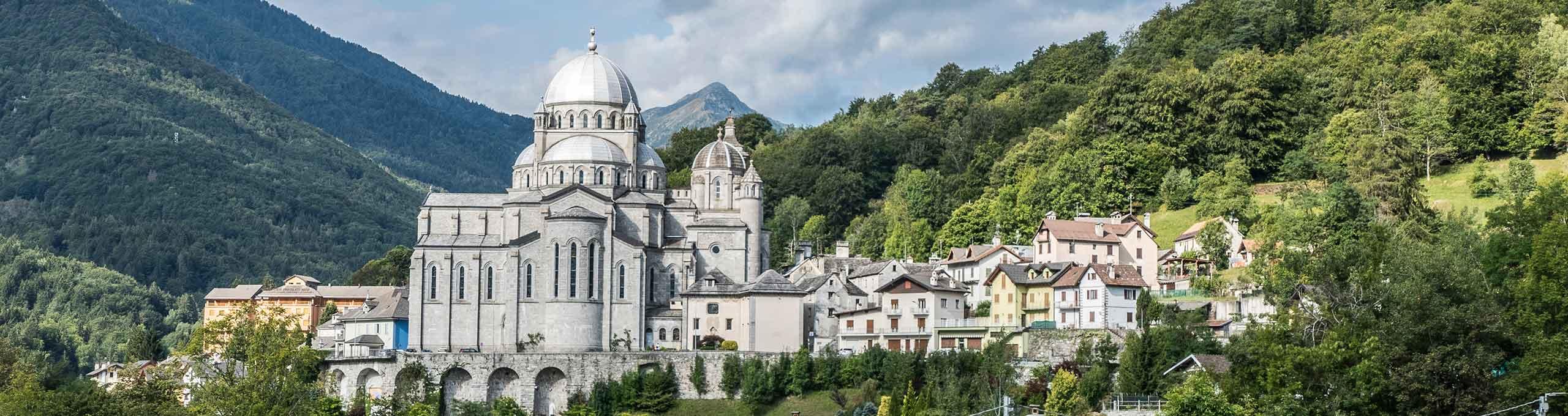 Re, Val D'Ossola, Santuario