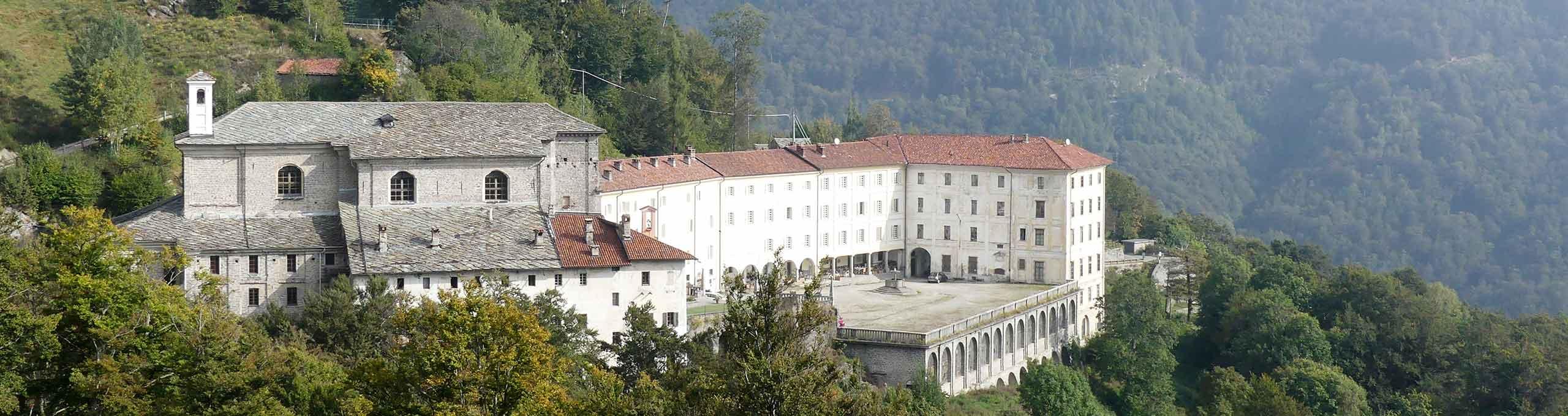 Rosazza, Valle Cervo, Santuario di San Giovanni vicino a Rosazza