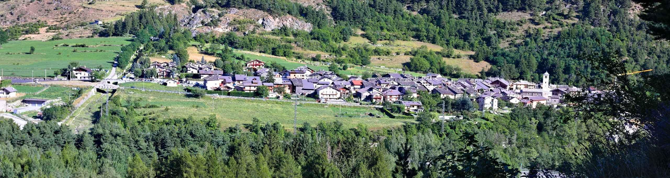 Salbertrand, alta Val Susa e Chisone