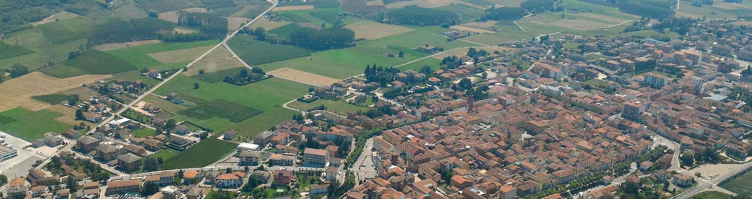 San Damiano D'Asti, Monferrato Astigiano