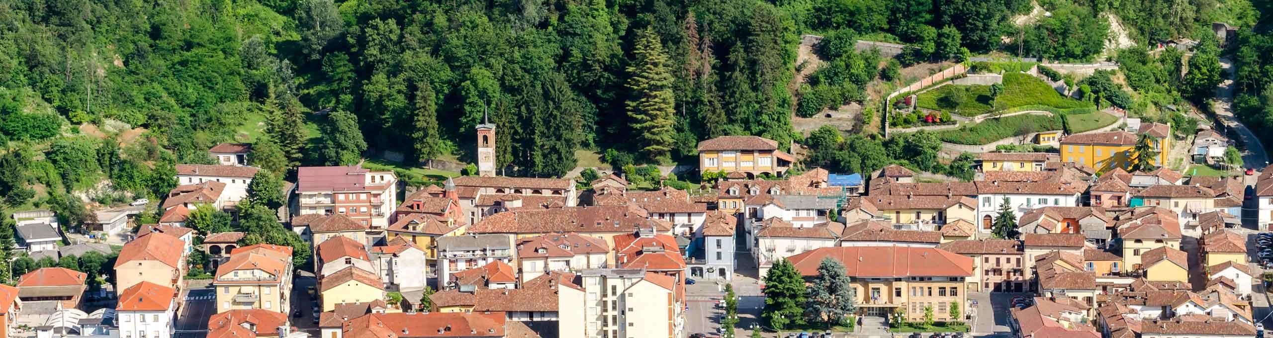 Santo Stefano Belbo, zona bassa delle Langhe