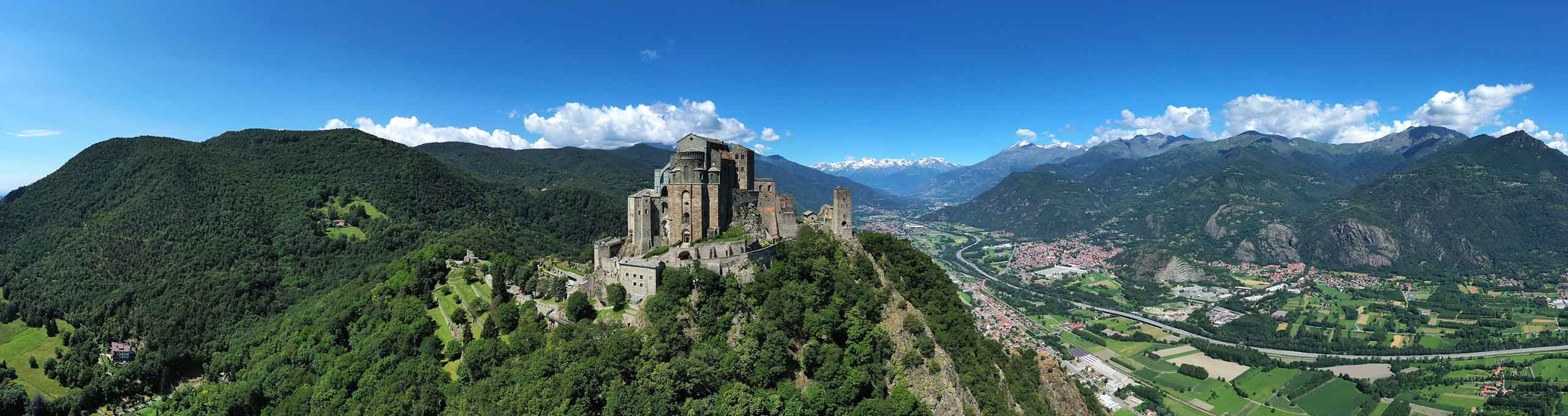 Castello di Susa, Val Susa e Sangone