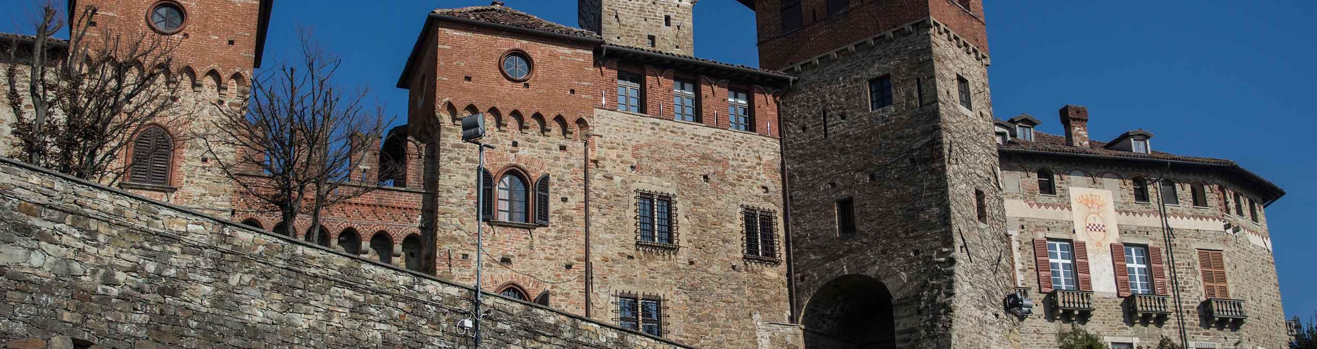 Tagliolo, alto Monferrato, Castello di Tagliolo