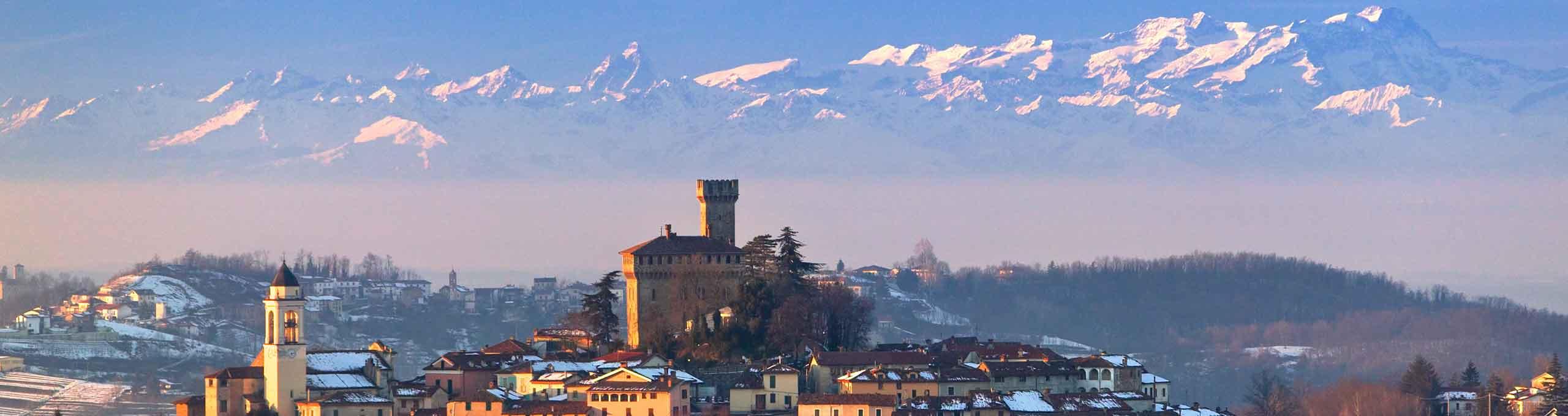 Trisobbio, Alto Monferrato, Castello di Trisobbio