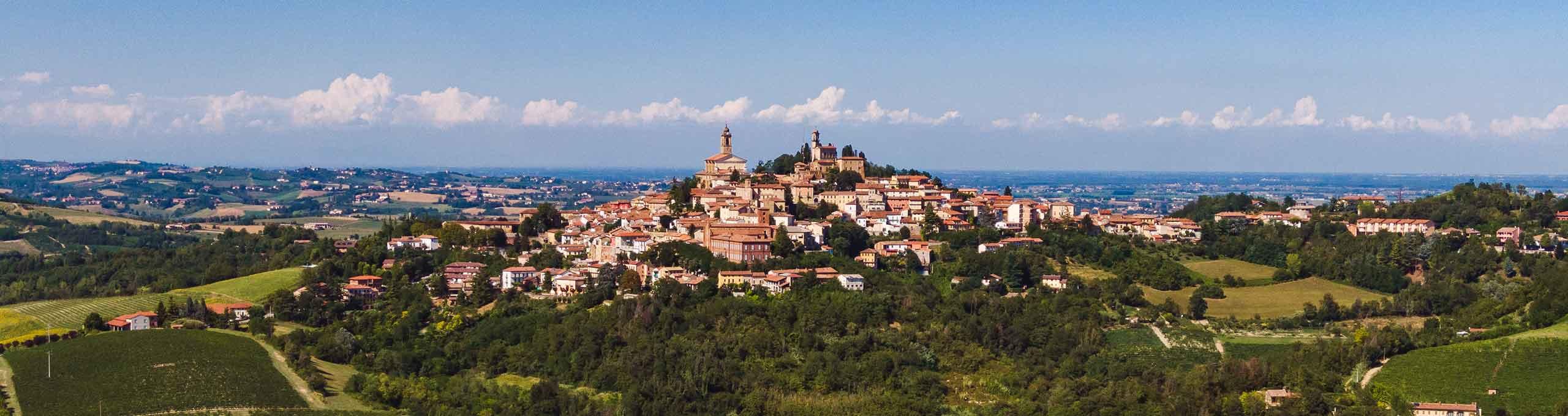 Vignale, basso Monferrato, sito Unesco