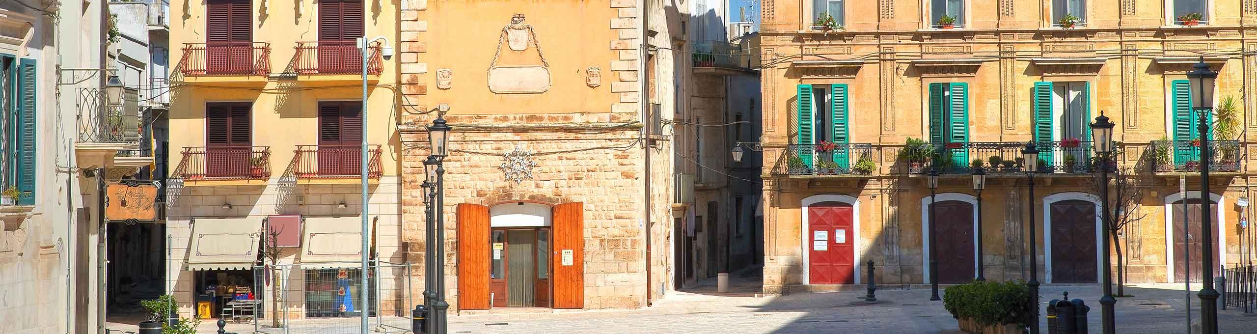 Acquaviva delle Fonti, Murge, Puglia