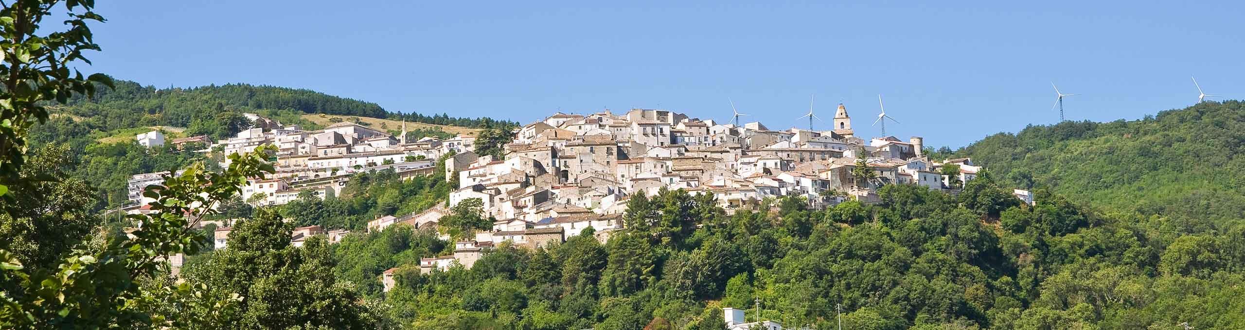 Alberona, Monti Dauni, Puglia
