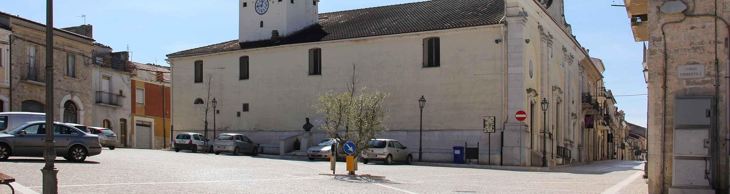 Casalnuovo Monterotaro, Monti dauni