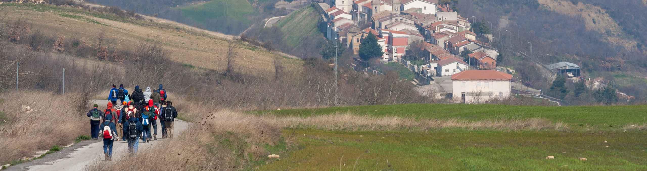 Celle di San Vito, Gargano