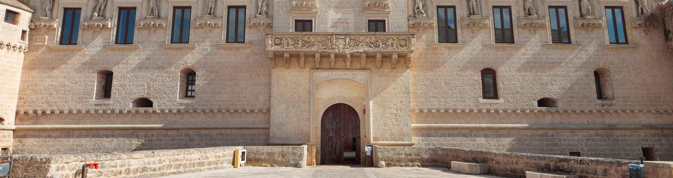 Corigliano D'Otranto, Salento