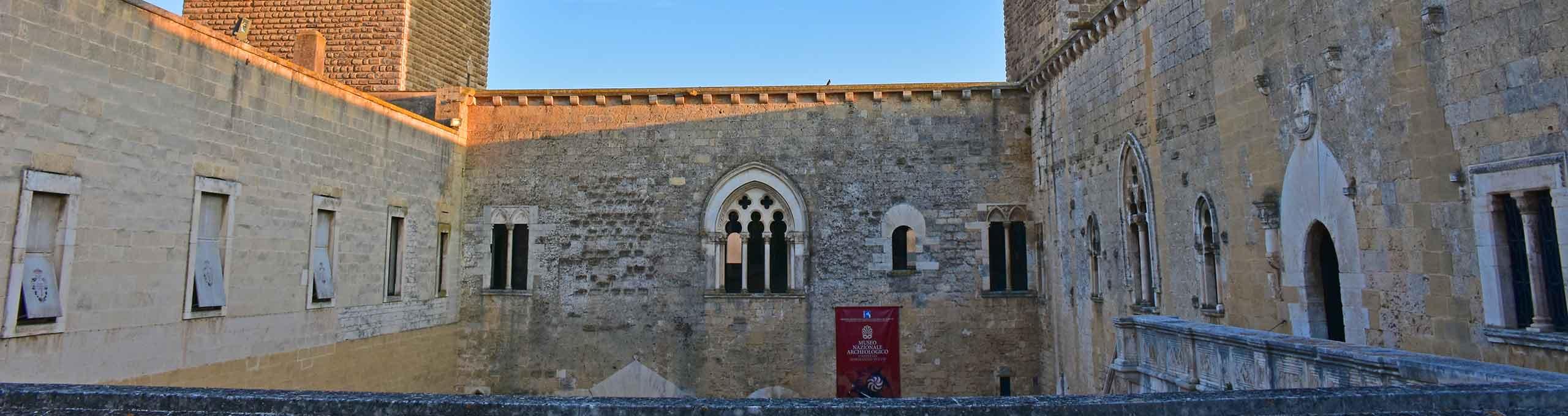 Gioia del Colle, Murge, Museo Archeologico