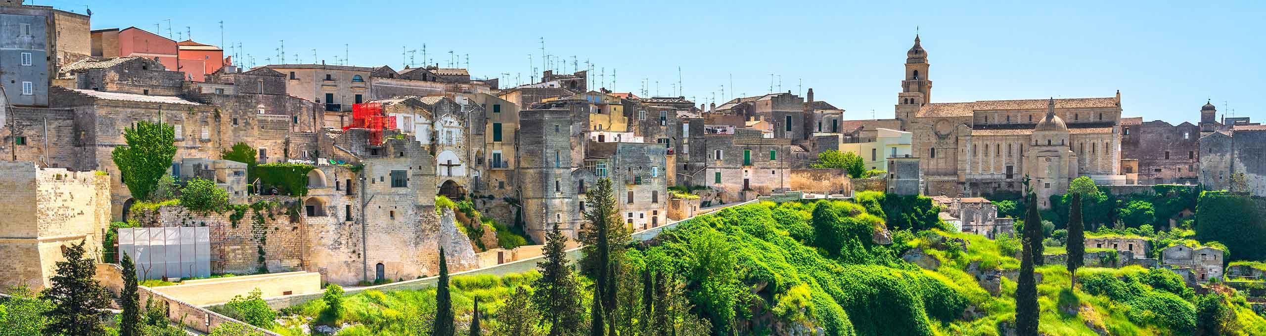 Gravina in Puglia, Murge