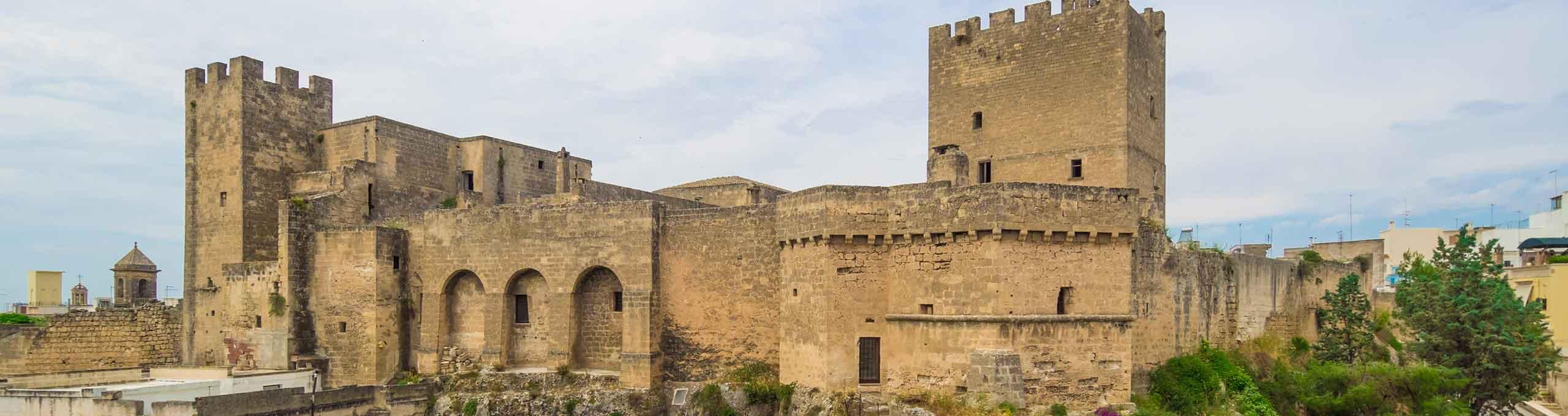 Grottaglie, Arco Ionico Tarantino