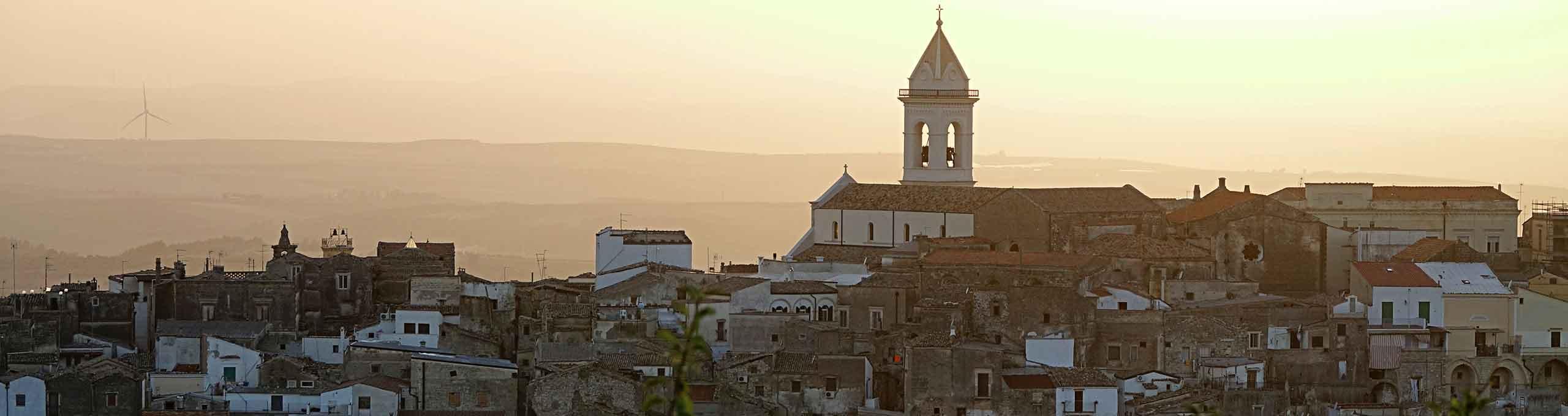 Minervino Murge, Puglia Imperiale