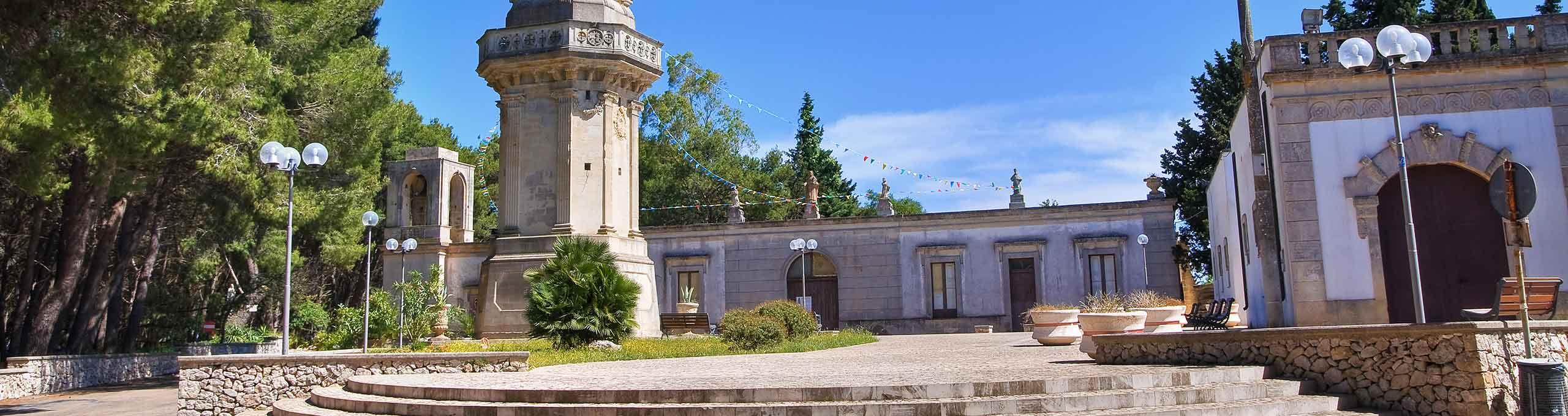 Palmariggi, Salento, Santuario di Palmariggi