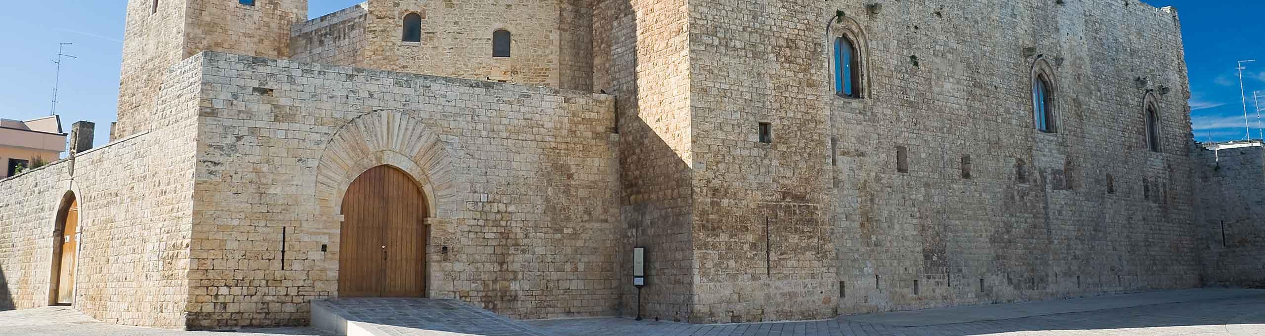 Sannicando di Bari, Castello Normanno Svevo