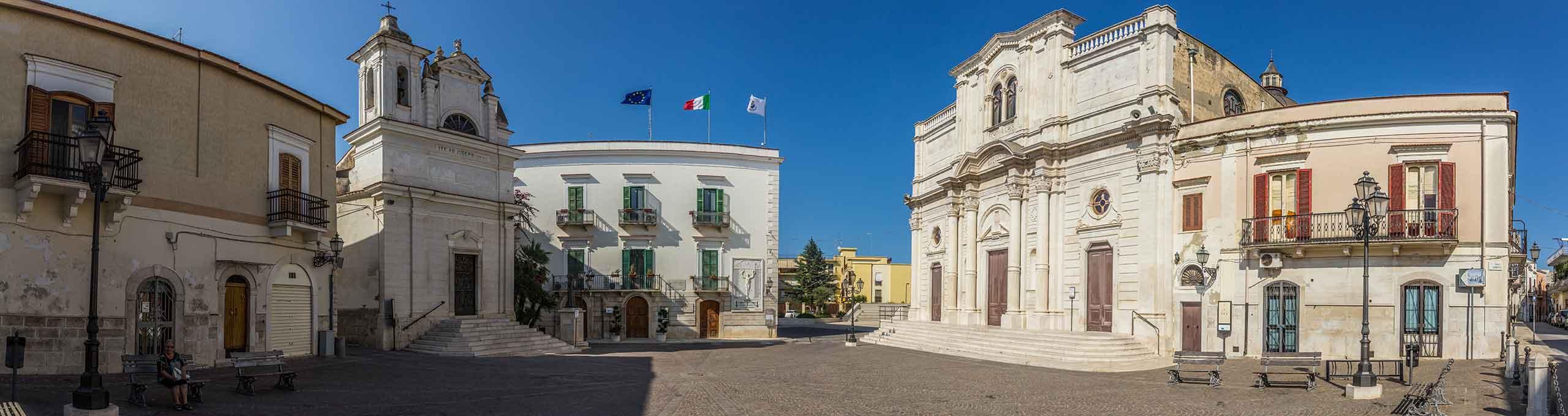 Trinitapoli, Puglia Imperiale