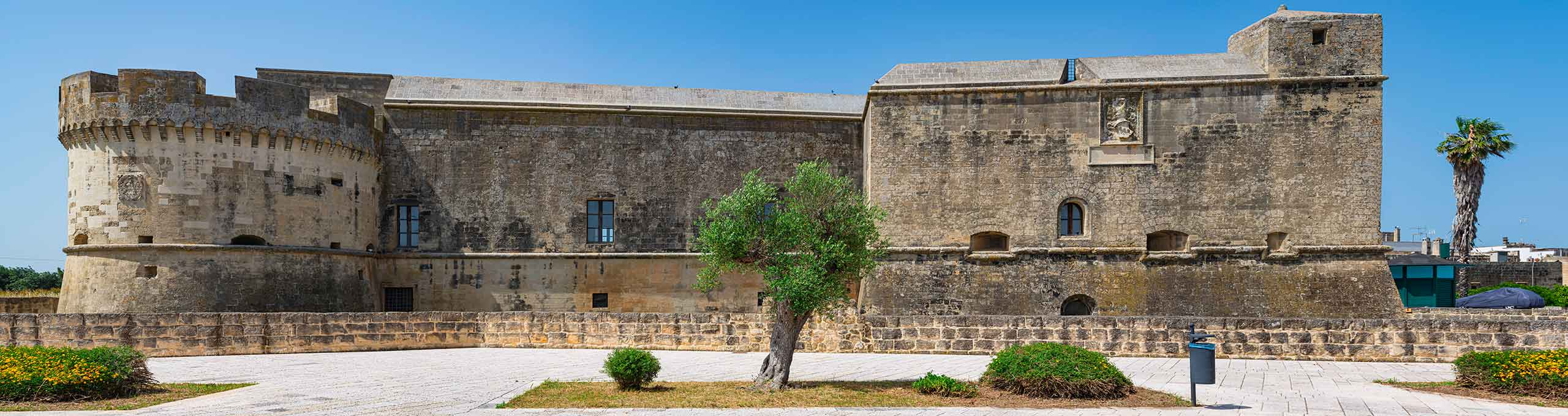Vernole, Salento,  Castello di Acaya