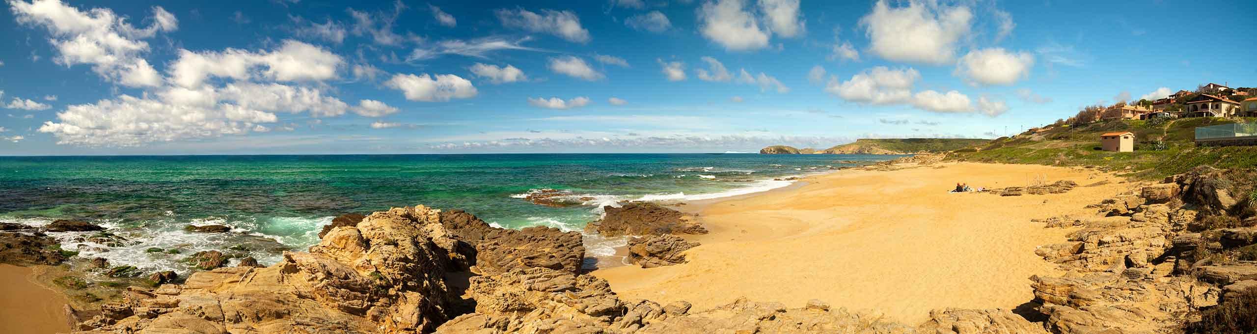 Arbus, Costa Verde
