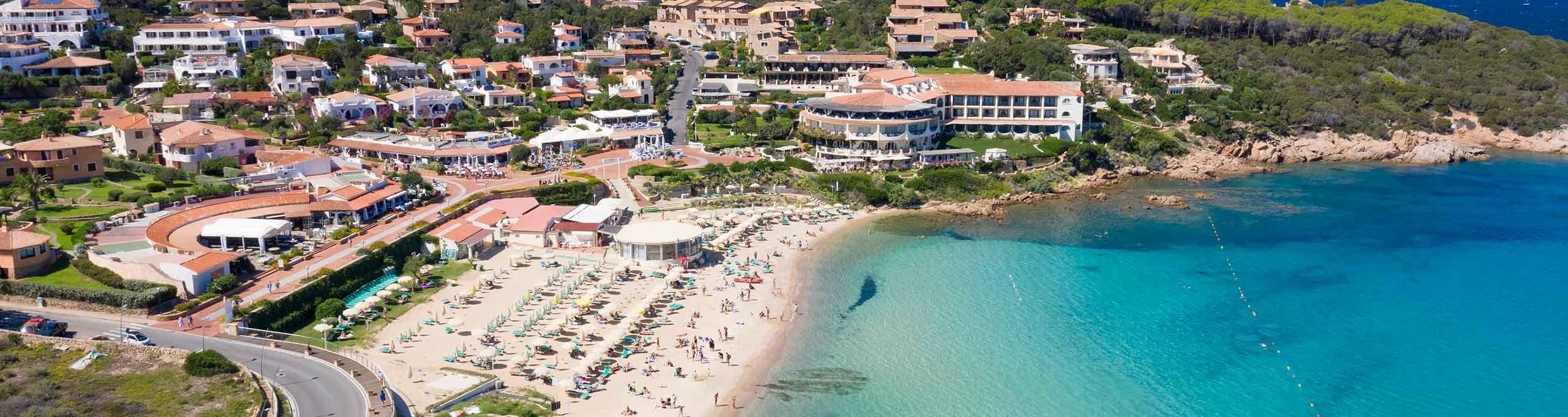 Baja Sardinia, Costa Smeralda