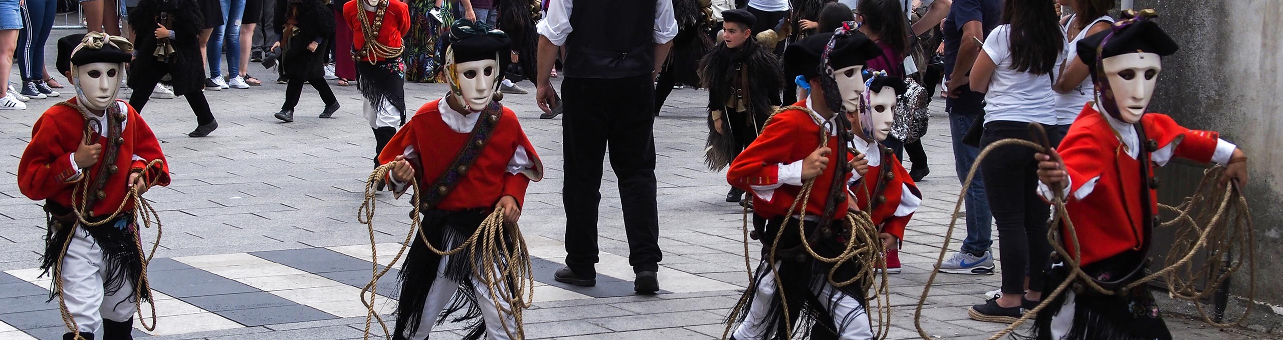 Nuoro, maschere tipiche, MaMuMask