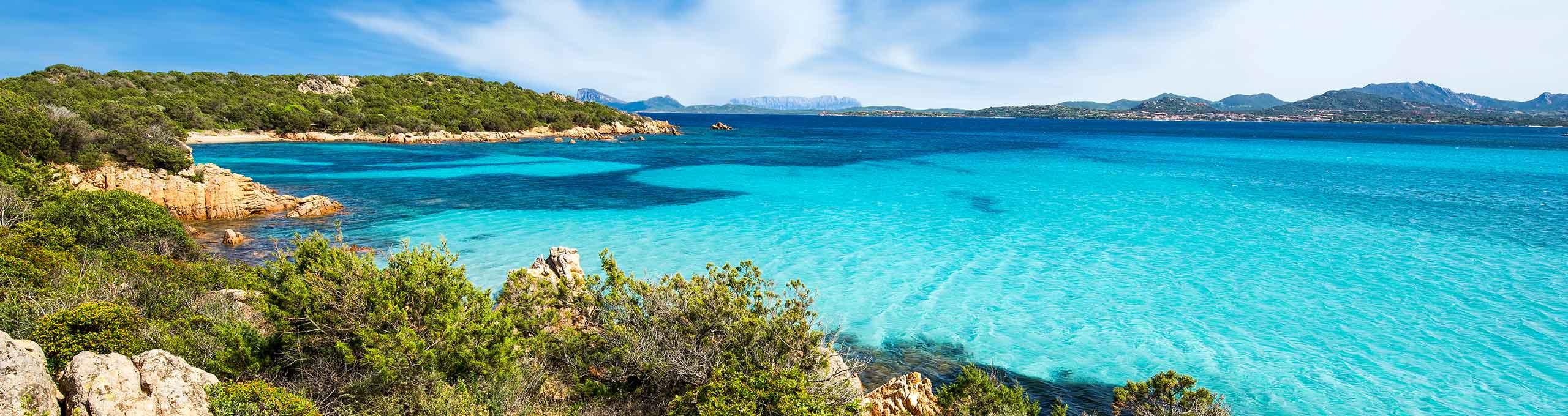Olbia, spiaggia Petra Roja