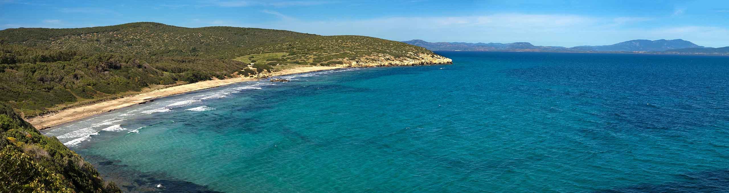 Sant'Antioco spiaggia Coequaddus