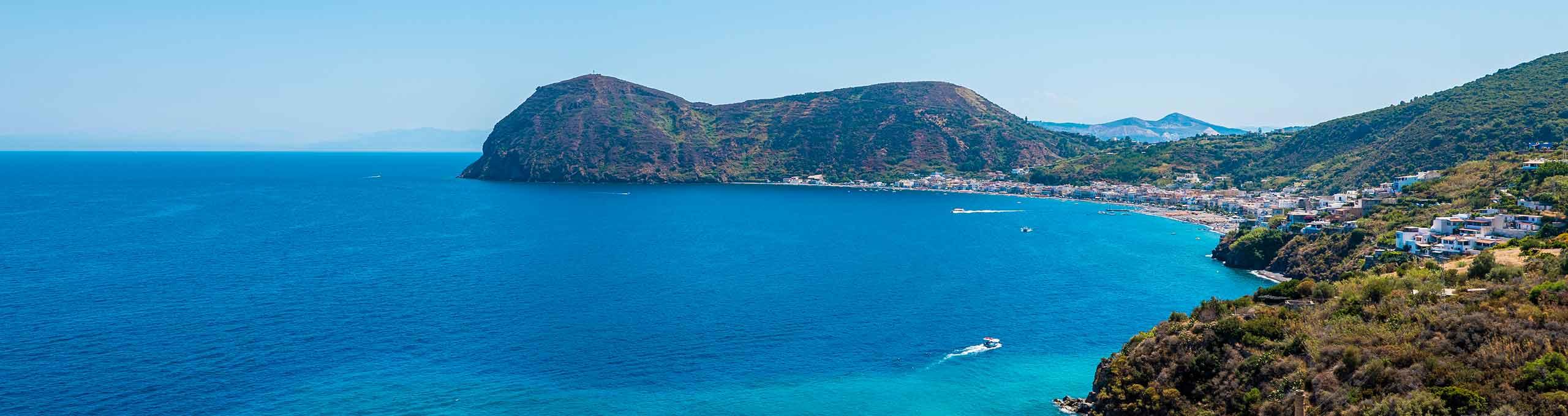 Canneto Lipari, Isole Eolie