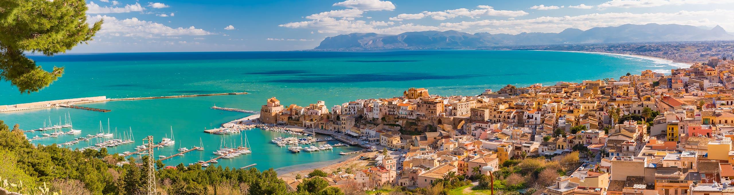 Cala Marina, Golfo di Castellammare