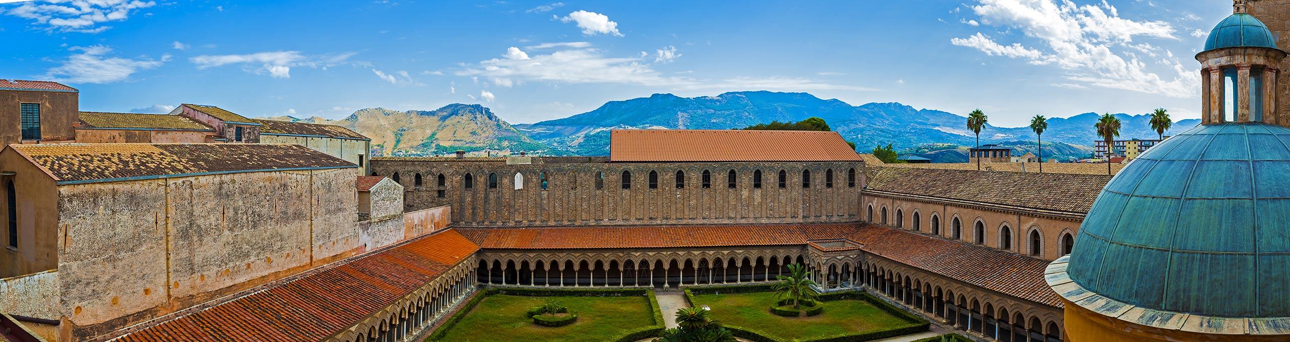 Monreale, cattedrale e chiostro