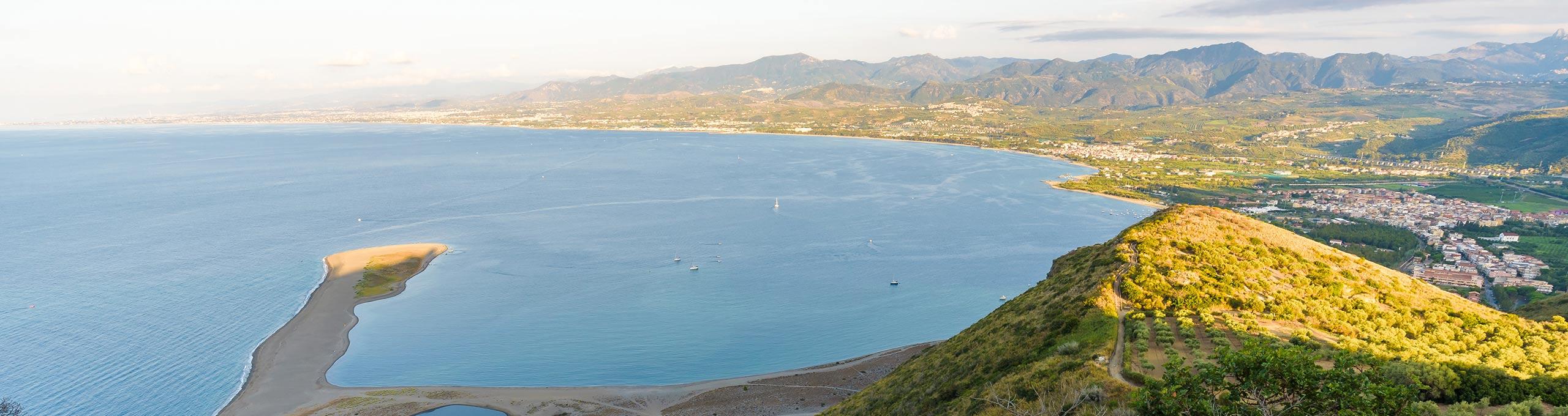 Golfo di Patti, Riserva Naturale Orientata Laghetti di Marinello