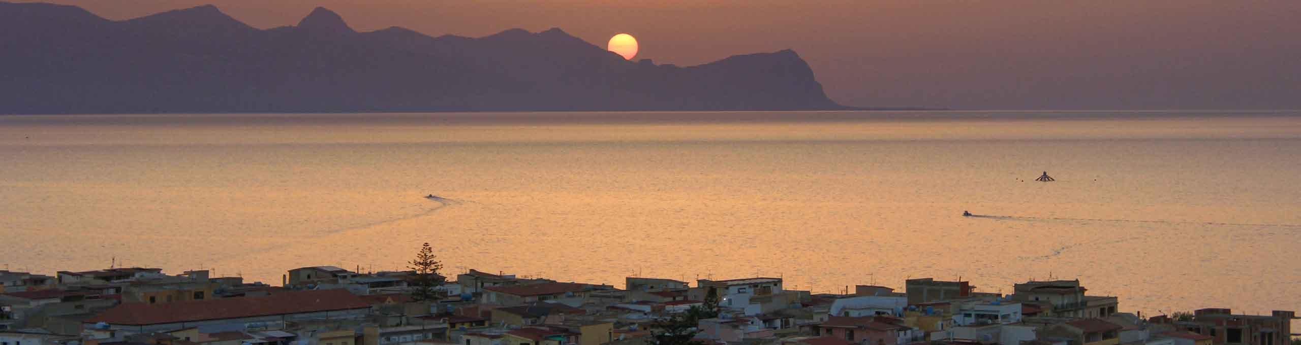 Trappeto, Golfo di Castellammare