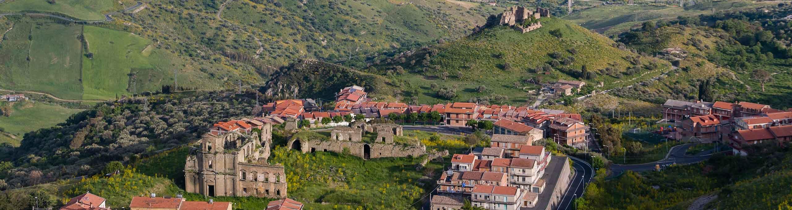 Troina, Parco dei Nebrodi