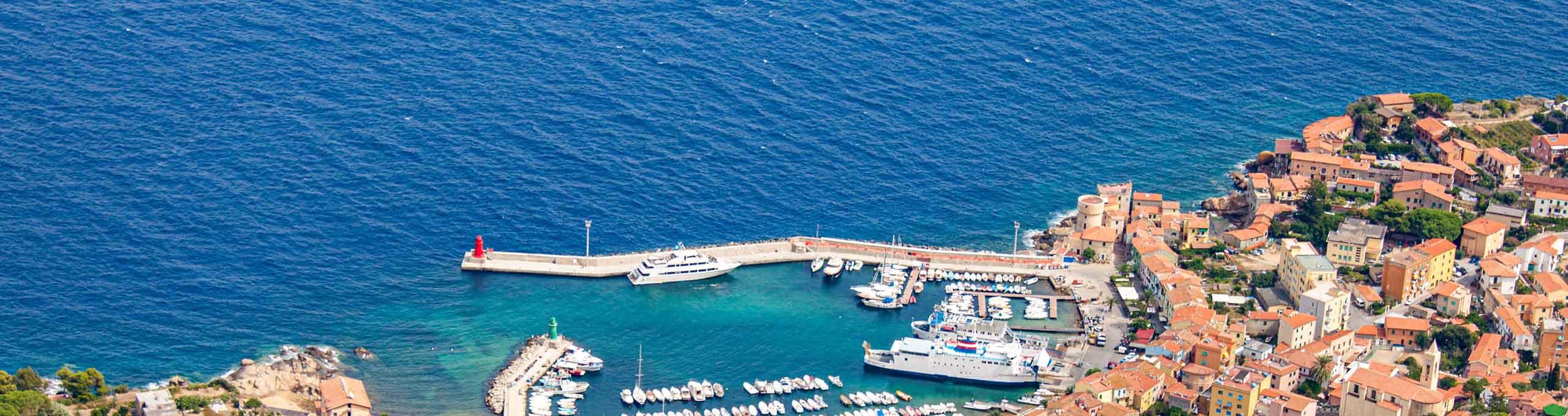 Isola del Giglio, Arcipelago Toscano