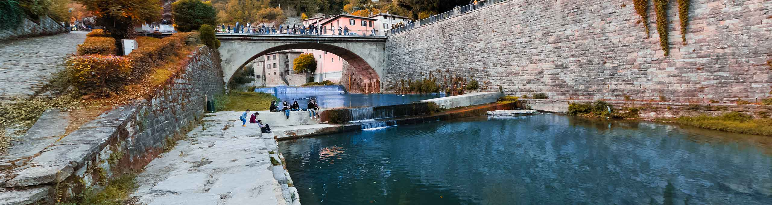 Ponte in pietra di Marradi