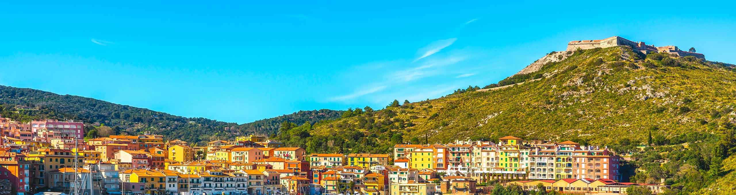 Monte Argentario, Maremma Toscana