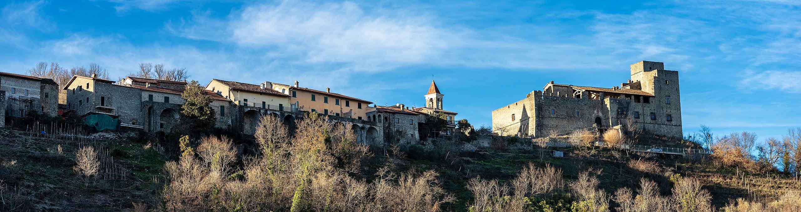 Castello Medievale di Lussuolo