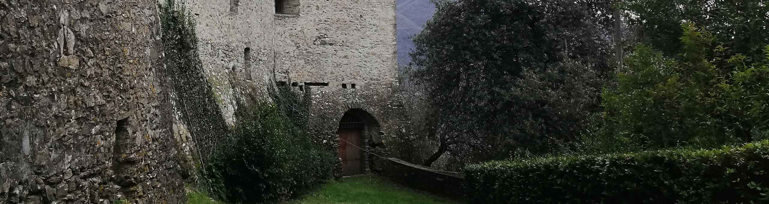 Castello medievale di Podenzana