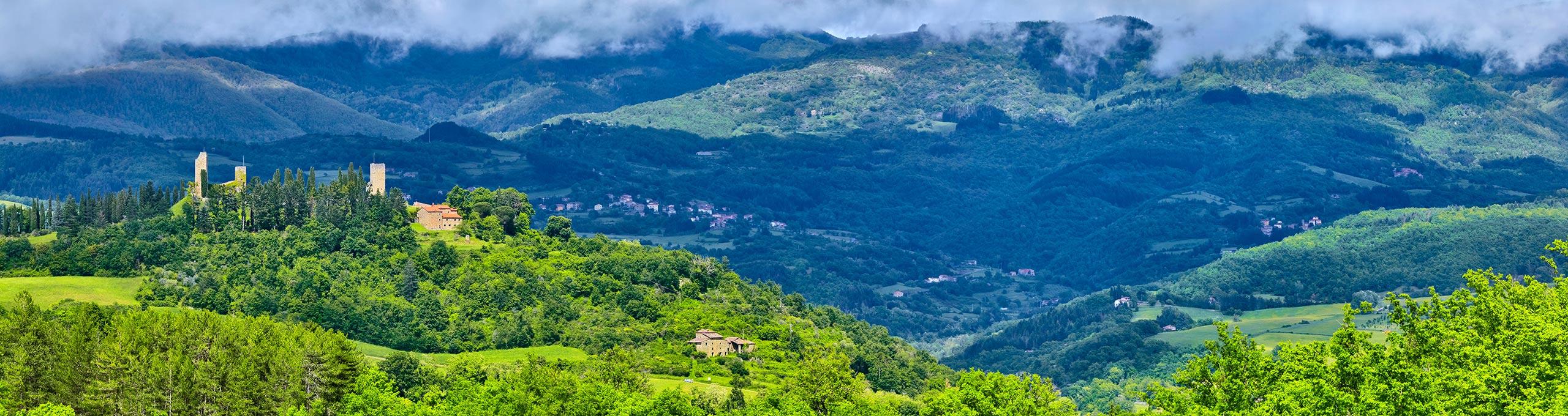 Reggello, Val id Sieve, Castello di Torre del Castellano